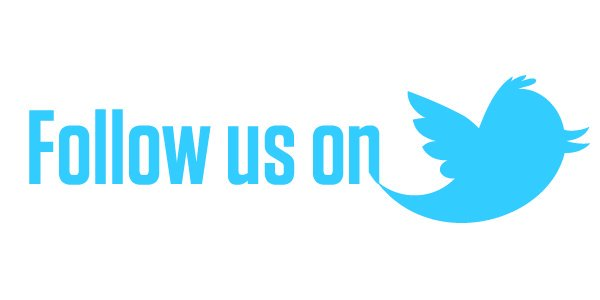 Follow our Twitter!